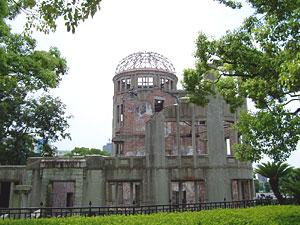 原爆ドーム 写真