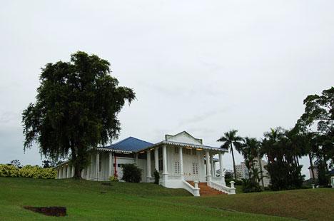 Istana Besar(イスタナ・ブサール)