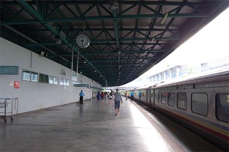 Johor Bahru(ジョホール・バル)