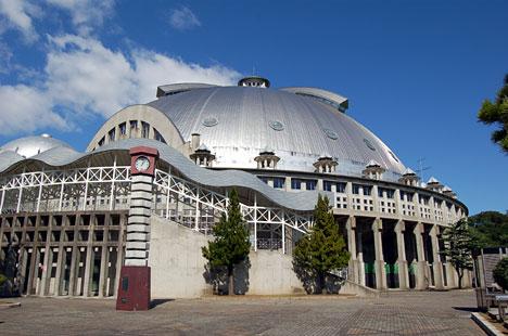 秋田市体育館