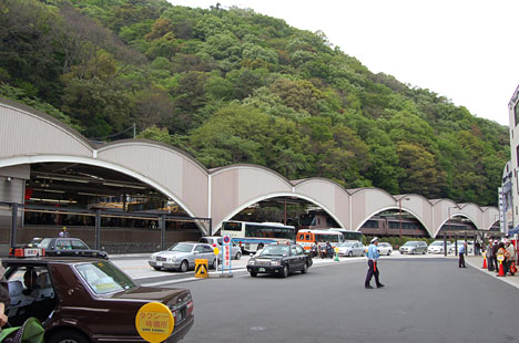 箱根湯本駅