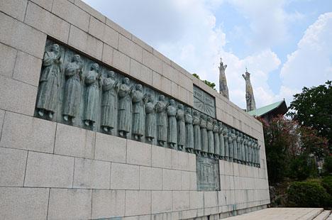 二十六聖人記念碑