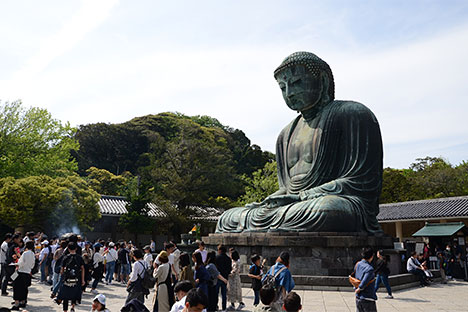 高徳院鎌倉大仏